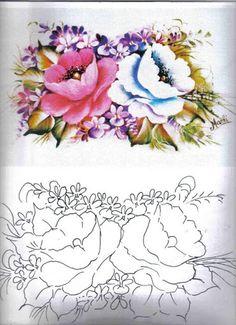 300 Gravuras e Riscos Vol 6 - nilza helena santiago santos - Álbuns da web do Picasa
