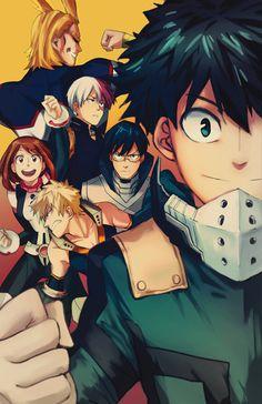 Read manga Boku no Hero Academia 097 - An Earful from Mom online in high quality