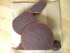 How to make a bunny rabbit cake | hungryhinny