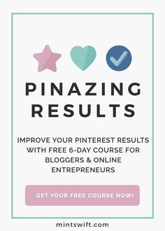Learn ins and outs of Pinterest marketing for bloggers and online business…