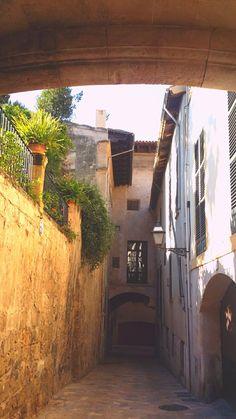 Old town, Palma