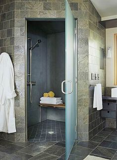 Steam Shower Room- PLEASE????