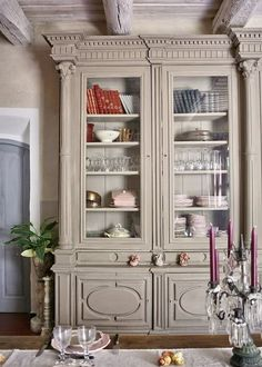 French Inspire Cabinets