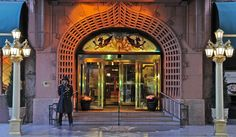 The Brown Palace Hotel & Spa - Denver, Co - Luxury Meetings Brown Things the brown colorado Brown Palace Hotel, Visit Denver, Hotel Packages, Great Hotel, By Train, Romantic Getaways, Hotel Spa, Walking Tour, Hotel Reviews