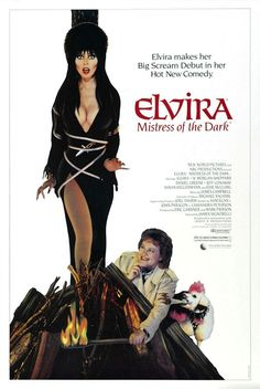 "FRIGHT FEST! FREE FULL MOVIE! ""ELVIRA: MISTRESS OF THE DARK"" 