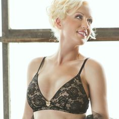 AnaOno, Rachel Wire-free Bra Post reconstruction lingerie