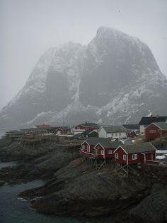 Lofoten April 08 131 - Hamnøya | Flickr - Photo Sharing!