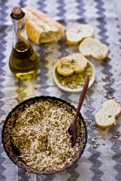 Dukkah is a flavorful multipurpose middle eastern spice mix made with whole spices coarsely crushed.