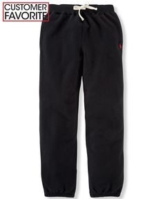 Ralph Lauren Boys' Fleece Pants