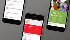 Mobile Website for iPhone and iOs devices medico international e. Frankfurt, Key Meaning, Berlin, Means Of Communication, Helping Others, Ios, Website, Iphone, Organization