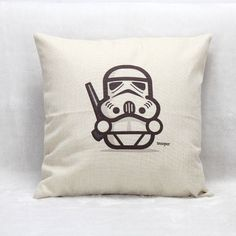 Trooper Cushion Cover