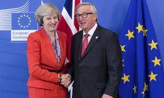 Brexit-onderhandelingen starten na Britse verkiezingen van 8 juni | Groot-Brittannië | De Morgen