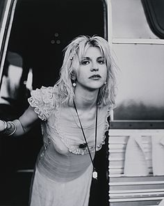 Courtney Michelle Love (born Courtney Michelle Harrison, July 9, 1964) is an American singer-songwriter, musician, actress, and artist. As frontwoman of alternative rock band Hole.