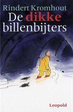 De dikke billenbijters (Boek) door Rindert Kromhout | Literatuurplein.nl
