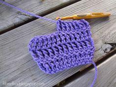 How to Treble Crochet | Tutorial