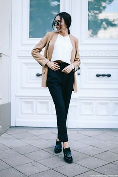 work office outfit look job lavoro lowbudget-lowcost fashion blog: Back to work: i migliori outfit per l'ufficio.
