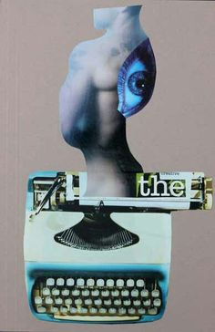 The creative collage by alexandre santacruz art