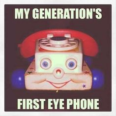 If you were born in the 80's ...