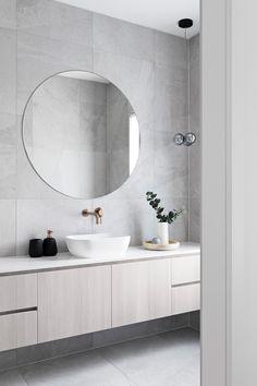 Bathroom Renos, Laundry In Bathroom, Small Bathroom, Bathroom Design Inspiration, Bathroom Design Luxury, Bathroom Colors, Beautiful Bathrooms, Decoration, Home