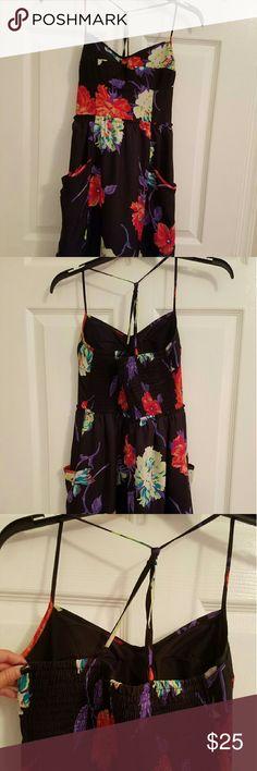 American Eagle sundress Sundress from American eagle. Barely worn American Eagle Outfitters Dresses Mini