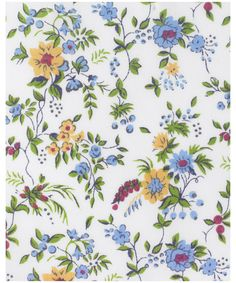 Liberty Art Fabrics Floribunda G Tana Lawn | Fabric by Liberty Art Fabrics | Liberty.co.uk