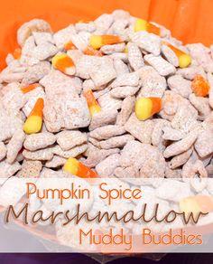 Pumpkin Spice Marshm