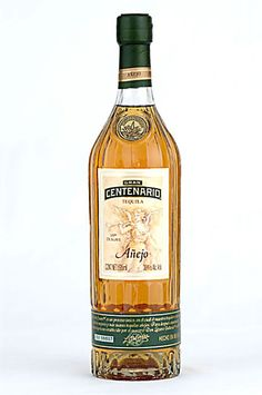 Gran Centenario añejo tequila. One of the best value and tasting tequila. $28