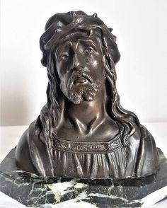 I Shop, My Etsy Shop, Wish You The Best, Antique Items, French Antiques, Statues, Lion Sculpture, Vintage, Nun