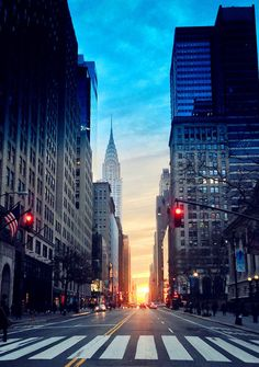 Manhattanhenge - New York City