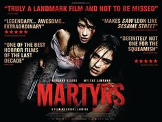 Martyrs (2008) : This movie WILL F*** you up for the rest of your life!