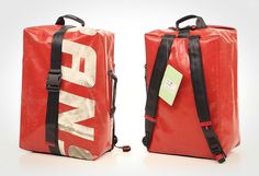 F512 Voyager Bag by Freitag