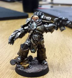Forge World Show Off Their Event Exclusive Horus Heresy Miniatures!
