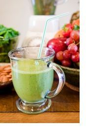 recipe of a smoothie that works like Gangbusters for weight loss - repin and try it!