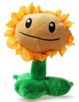 Plants vs.Zombies Soft Plush Sunflower Toy Doll - £5.37 #giftidea