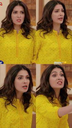Pakistani Dramas, Pakistani Actress, Pakistani Dresses Casual, Casual Dresses, Short Frocks, Aiman Khan, Ayeza Khan, Cute Love Songs, Western Dresses