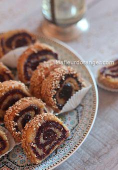 makrout au four - blog cuisine marocaine / orientale ma fleur d