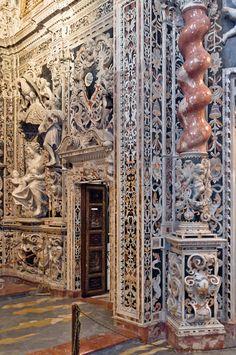 Duomo di Monreale, Cappella del Crocifisso - Sicily, Italy