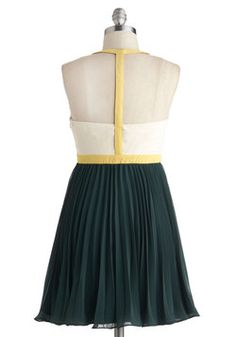 Center of Unconventional Dress, #ModCloth