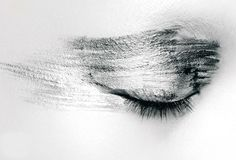 "via Silver blonde ""Visionarias"" Liu Wen by Nagi Sakai for Harper's Bazaar Spain September (via savemetime) silver eyes Liu Wen, Harper's Bazaar, Silver Blonde, Ex Machina, Victoria Aveyard, Red Queen, Snow Queen, Hair Makeup, Eye Makeup"