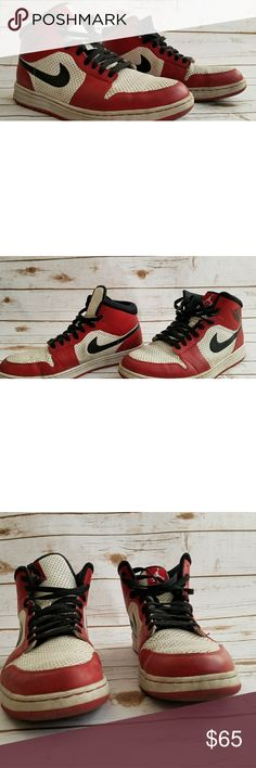 Air Jordan retro 1 Used air jordan's retro 1 needs to be reconditioned sold  as is
