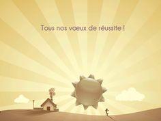 Animation Voeux 2013  Conception Réalisation Publicité *emagine ta pub