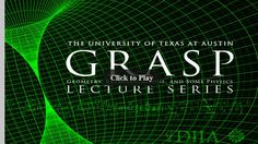 University of Texas at Austin : Topology Lectures by Distinguished Geometers    http://www.ma.utexas.edu/rtgs/geomtop/rtg/perspectives.html