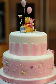 sweet cake! love the scallops