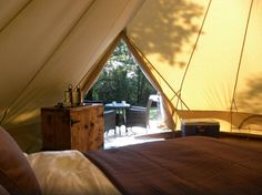 Glampotel Campsite, United Kingdom, Rv, Curtains, Home Decor, Camping, Motorhome, Blinds, Decoration Home