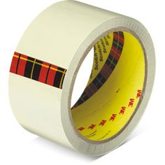 Clear Packing Tape — This tape improves performance of sealing and protecting packages. Good 35 meter length can give you a lot of packing stuff.