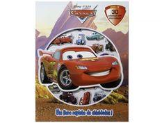 Disney Pixar Carros - Um Livro Repleto de Atividades - DCL com as melhores condições você encontra no Magazine Edmilson07. Confira!