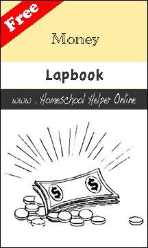 Free Money Lapbook - Homeschool Helper