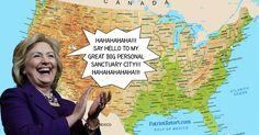 America is one big Sanctuary City
