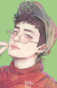 Image discovered by 𝖊𝖑𝖑𝖎𝖊. Find images and videos about exo, fanart and do on We Heart It - the app to get lost in what you love. Kaisoo, Kyungsoo, Exo Ot12, Kpop Exo, Exo Anime, Exo Fan Art, Do Kyung Soo, Kpop Fanart, K Idols