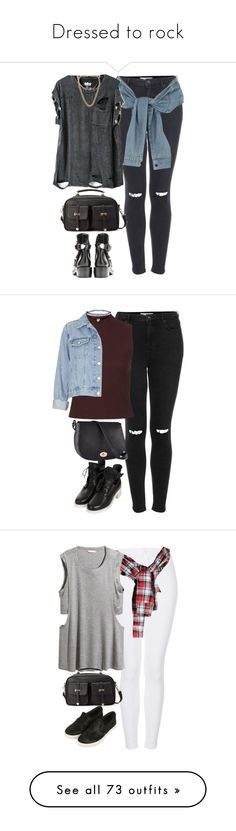 """Dressed to rock"" by queen-eleanor-calder ❤ liked on Polyvore featuring Punk, rock, poprock, poplook, Topshop, River Island, Forever 21, Balenciaga, Kenneth Jay Lane and women's clothing"